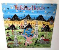 Talking Heads - Little Creatures Vinyl LP - 1985 - Sire 1-25305 - VG+
