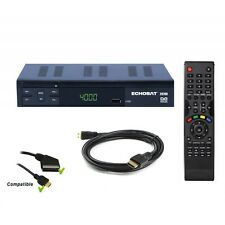 full HD Sat Receiver mit Scart und HDMI Stecker satelliten digitaler sat