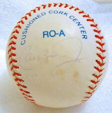 Cal Ripken Palmeiro Bonilla Mussina Anderson Signed Autographed Signed Baseball