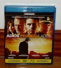 ADIOS PEQUEÑA ADIOS - COMBO BLU-RAY+DVD - PRECINTADO - NUEVO - DRAMA - SUSPENSE