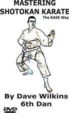 Mastering Shotokan Karate DVD - Best Seller - NEW! By one of UKs finest teachers