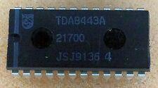 1 PC. tda8443a Video PHILIPS-Duo-COMMUTATORE RGB-Yu V dip16 NOS #bp