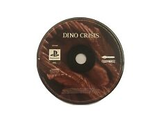 Dino Crisis - playstation 1 - PAL - Disc Only