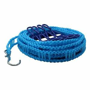 Clothesline Clothes Drying Rope Portable Travel Clothesline Adjustable for