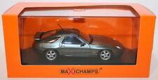 Véhicules miniatures gris MINICHAMPS pour Porsche