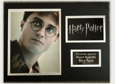 Harry Potter Daniel Radcliffe Hand Signed Mounted Photo Display Rare