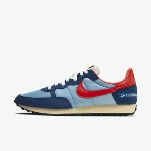 New Nike Challenger OG 'Label Maker' Shoes Sneakers (DC5214-422) - Blue/ Red