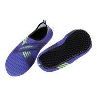 1 paire chaussures de plage de natation aqua pour femme homme garçon fille,