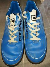 Boys Blue Carbrini Trainers Junior UK Size 1 Astro Turf