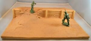 Toy Soldiers of San Diego TSSD WWII War in the Pacific Breached Seawall TS5425