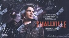 Cryptozoic Smallville Seasons 7-10 Trading Card Box