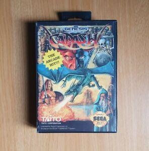 Cadash Sega Genesis ( Box/ Artwork Only)