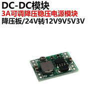 Mini 3A DC-DC Converter Step Down Module Adjustable 3V 5V 16V For RC