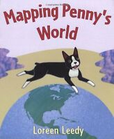 Penny: Mapping Penny's World by Loreen Leedy (Paperback) FREE shipping $35