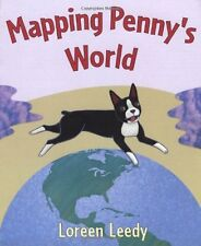 Penny: Mapping Penny's World by Loreen Leedy (2003, Paperback, Revised)