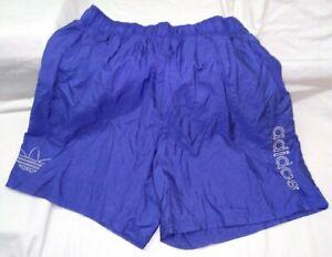 Vintage NWT ADIDAS Men's Purple Shorts Large