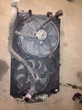 VW Golf GTTDI Mk4 radiator air con condensor and rad fans