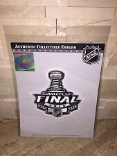 NHL 2010 STANLEY CUP FINAL PATCH CHICAGO BLACKHAWKS