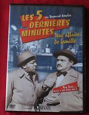 Les 5 dernieres minutes - Raymond Souplex, une affaire de famille, DVD