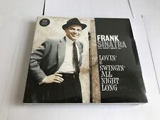 Frank Sinatra Lovin' & Swingin' All Night Long  CD NEW sealed 2 cd