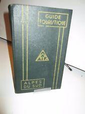 Guide Touristique MAAIF 1955 - Alpes du Sud