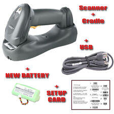 Motorola Symbol Ds6878 & Cradle 2D Barcode Scanner Imager BlueTooth Qr Code Usb