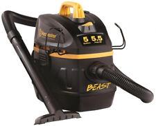 Vacmaster Beast Professional Series 5 Gal. 5.5 Peak HP Jobsite Wet Dry Vacuum