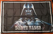 New listing Darth Vader 3X5 Feet Flag Banner Star Wars Imperial The Force Luke Your Father