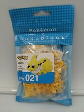 Nanoblock Pokemon Jolteon 170 Pcs NBPM-021 micro-sized building blocks