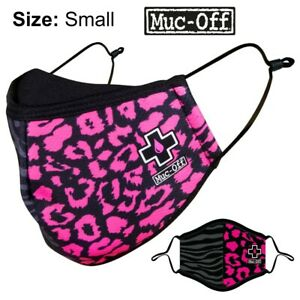 MUC-OFF - REUSABLE FACE MASK - ANIMAL PRINT - SIZE SMALL - LADYS