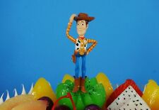 Cake Topper Disney Pixar Toy Story Cowboy Andy Woody Toy Figure Decoration A627