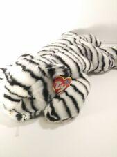 2000 TY BEANIE BUDDY WHITE TIGER