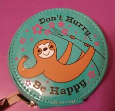 """Sloth """"Don't Hurry Be Happy"""" Manicure Set New"""