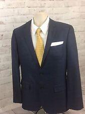 Hugo Boss Men's Blazer 38R Silk-Wool