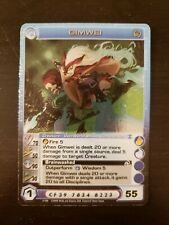 Chaotic Card Gimwei ccg tcg