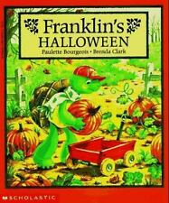 Franklin's Halloween Bourgeois, Paulette Paperback