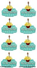 YOU'RE INVITED STICKO STICKERS - Party Invitations Birthday Anniversary