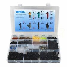 Fuel Injector Rebuild Kit service kits Cap Filter O-ring Seals + Removal Tool