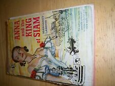 ANNA AND THE KING OF SIAM BY MARGARET LANDON (PAPERBACK 1949) POCKET