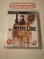 Spec Ops The Line PS3, suministrados por escuadrón de juegos