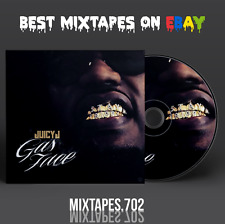 Juicy J - Gas Face Mixtape (CD/Front/Back Cover)