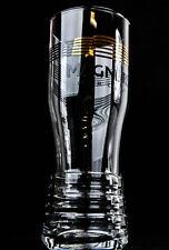 "Magners Cider, Geriffelt Irish Cider Pint Glas ""Win Magners"" neues Logo 0,5l"