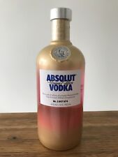 ABSOLUT VODKA UNIQUE # 2 897 874 * LIMITED EDITION 2012 * 700 ML NEW & SEALED *