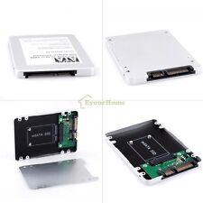 "New 2.5"" SATA to Mini SATA (mSATA) SSD HD Adapter Converter For Intel / Samsung"