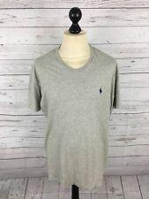 RALPH LAUREN T-Shirt - Size Large - Grey - Great Condition