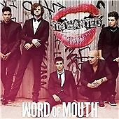 THE WANTED - WORD OF MOUTH - CD NEW & SEALED (FREE UK POST)