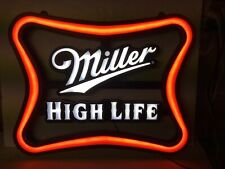 miller high life L E D Bar Light 5 Different Settings On Brightness ,