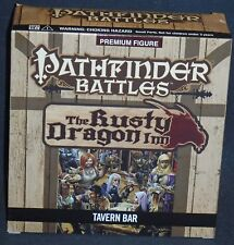 Pathfinder Battles the Rusty Dragon Inn Tavern Bar