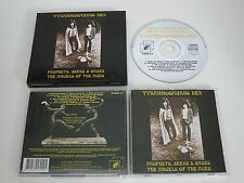 TYRANNOSAURUS REX/PROPHETS, SEERS & SAGES THE ANGELS OF AGES (CUCD 10R) CD ALBUM