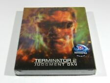 Terminator 2 Judgment Day Blu-ray Steelbook Novamedia Lenticular Slip #60/1700